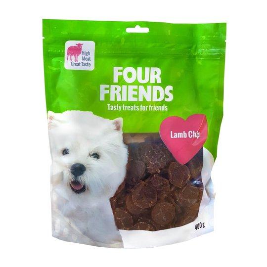 FourFriends Dog Lamb Chip (400 g)