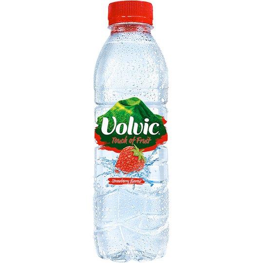 """Vatten """"Strawberry"""" 50cl - 75% rabatt"""