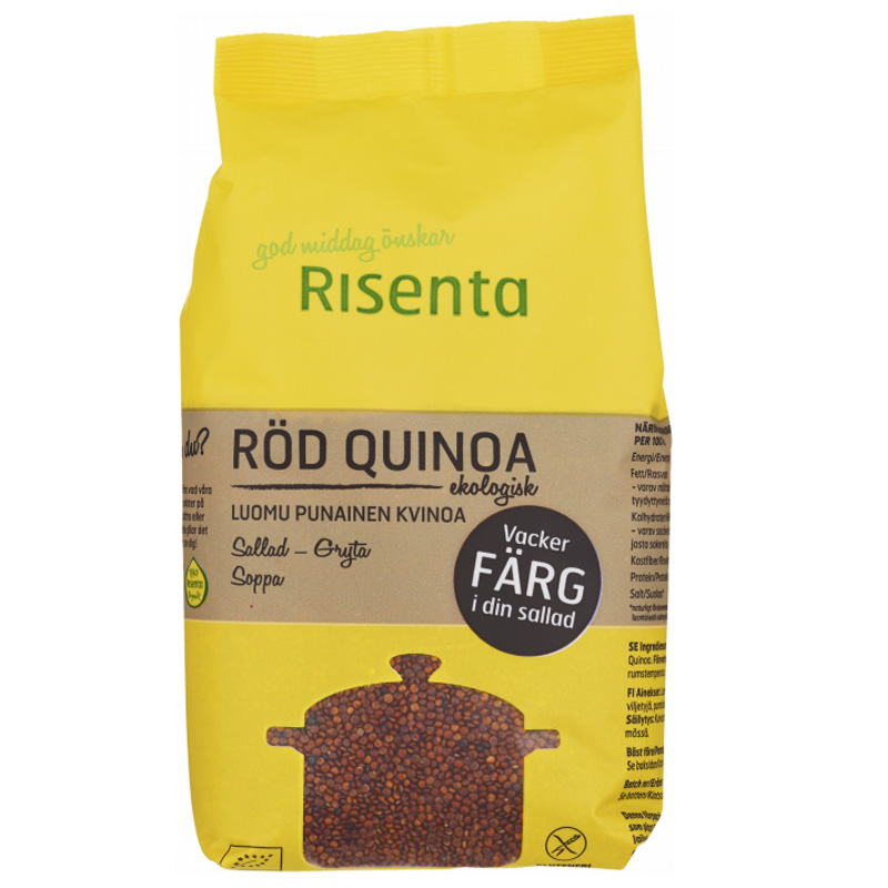 Röd Quinoa Eko 500g - 25% rabatt