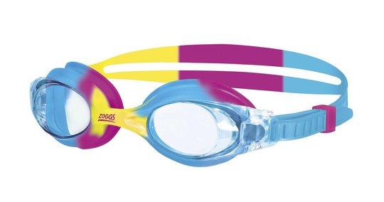 Zoggs Svømmebriller L. Bondi, Rosa/Gul