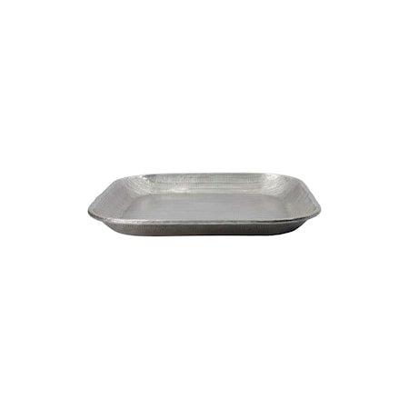 Brett Malva Antique Sølv 30x30 cm