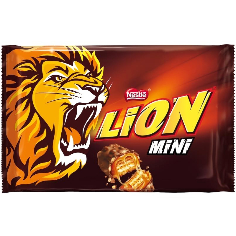 Lion Mini - 40% rabatt