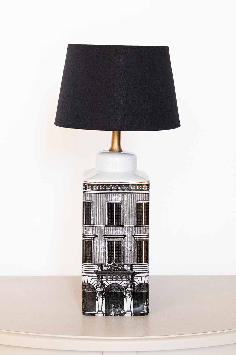 Lampfot Tessinska Palatset 35 cm
