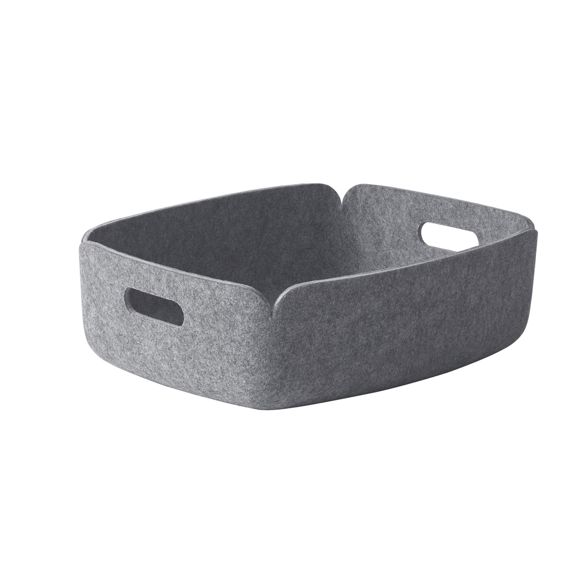 Muuto Bricka Restore Filt grå