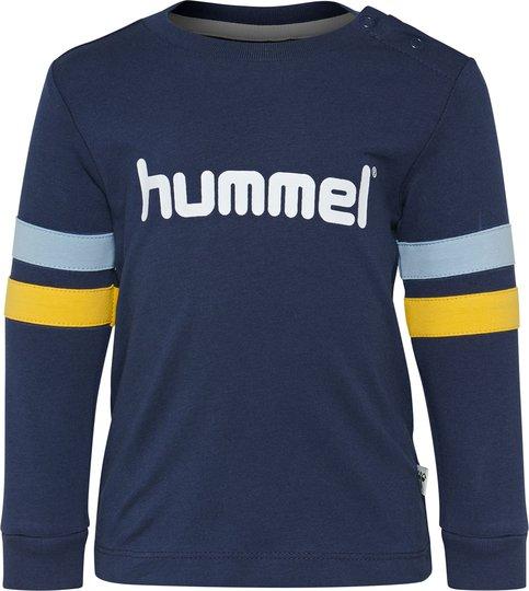 Hummel Nino T-Shirt, Black Iris 56