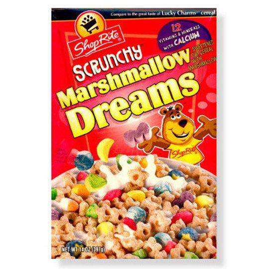Frukostflingor Marshmallows - 32% rabatt
