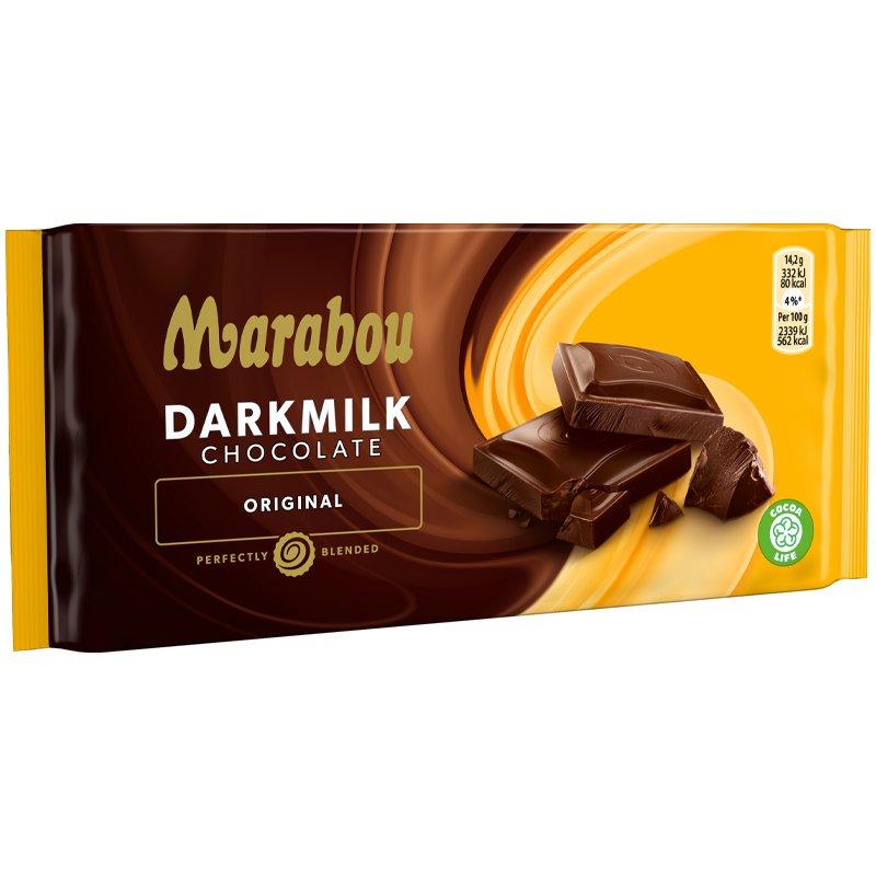 Suklaalevy Darkmilk Original - 29% alennus