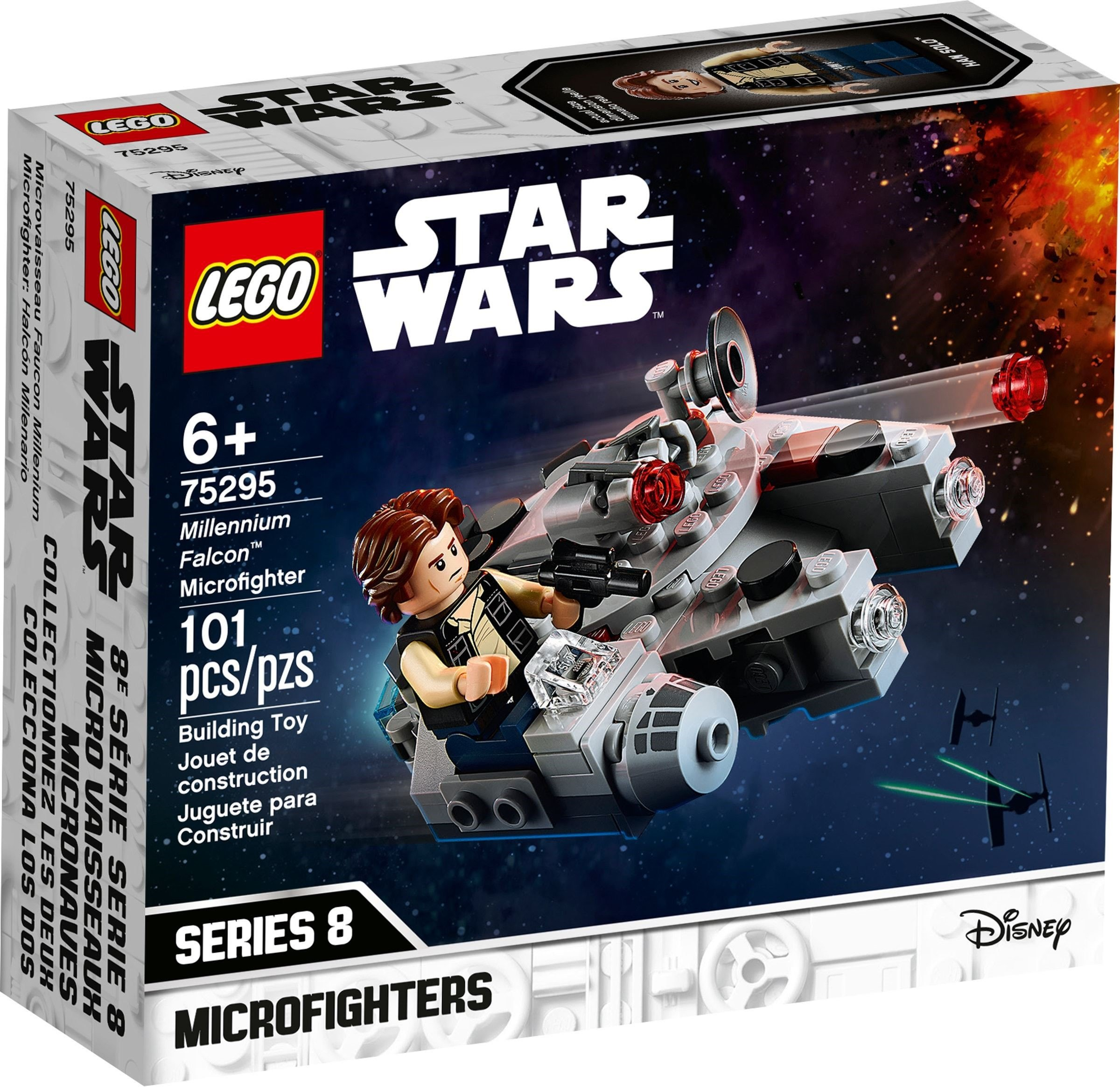 LEGO Star Wars - Millennium Falcon™ Microfighter (75295)