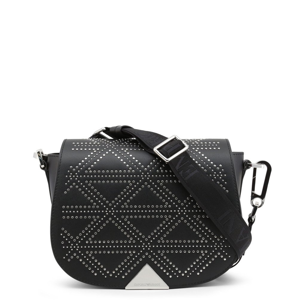 Emporio Armani Women's Crossbody Bag Black Y3E113-YDV6E - black NOSIZE