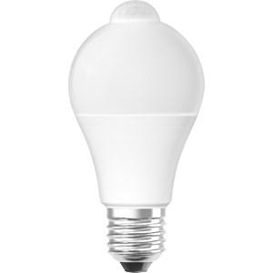 LED-lampa Osram med rörelsesensor 9W E27