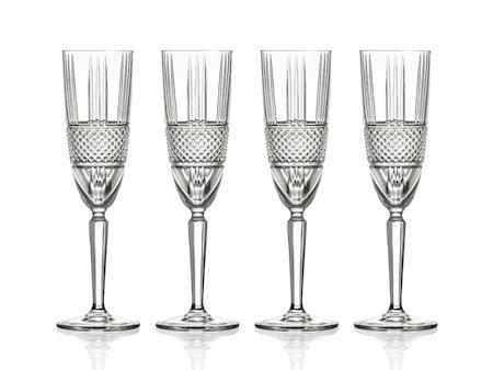 Champagne Brillante 19 cl 4-pack