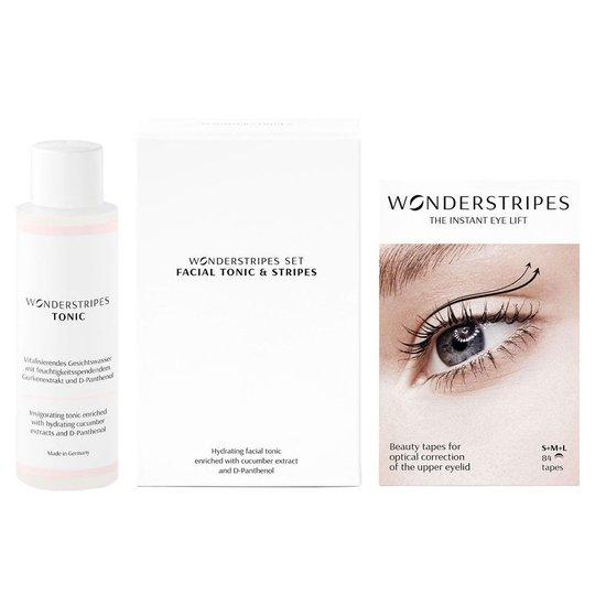Starter-Set: Tonic, Wonderstripes Ihonhoitopakkaukset