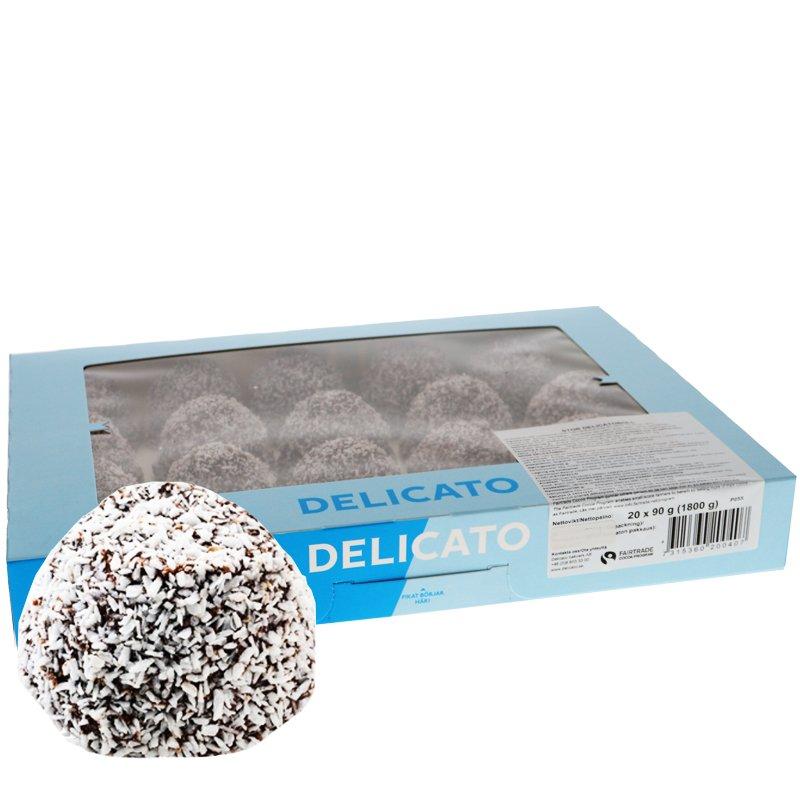 Delicato Suklaapallo Iso - 33% alennus