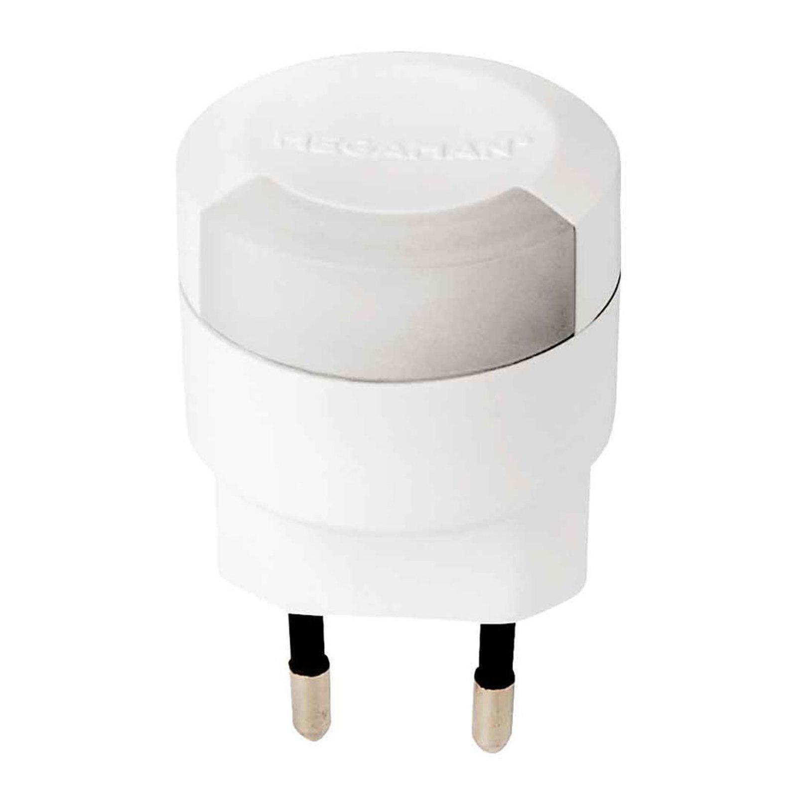 MM00103 LED-nattelys for stikkontakt