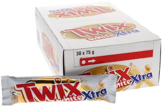 Twix White 30-pack - 77% rabatt