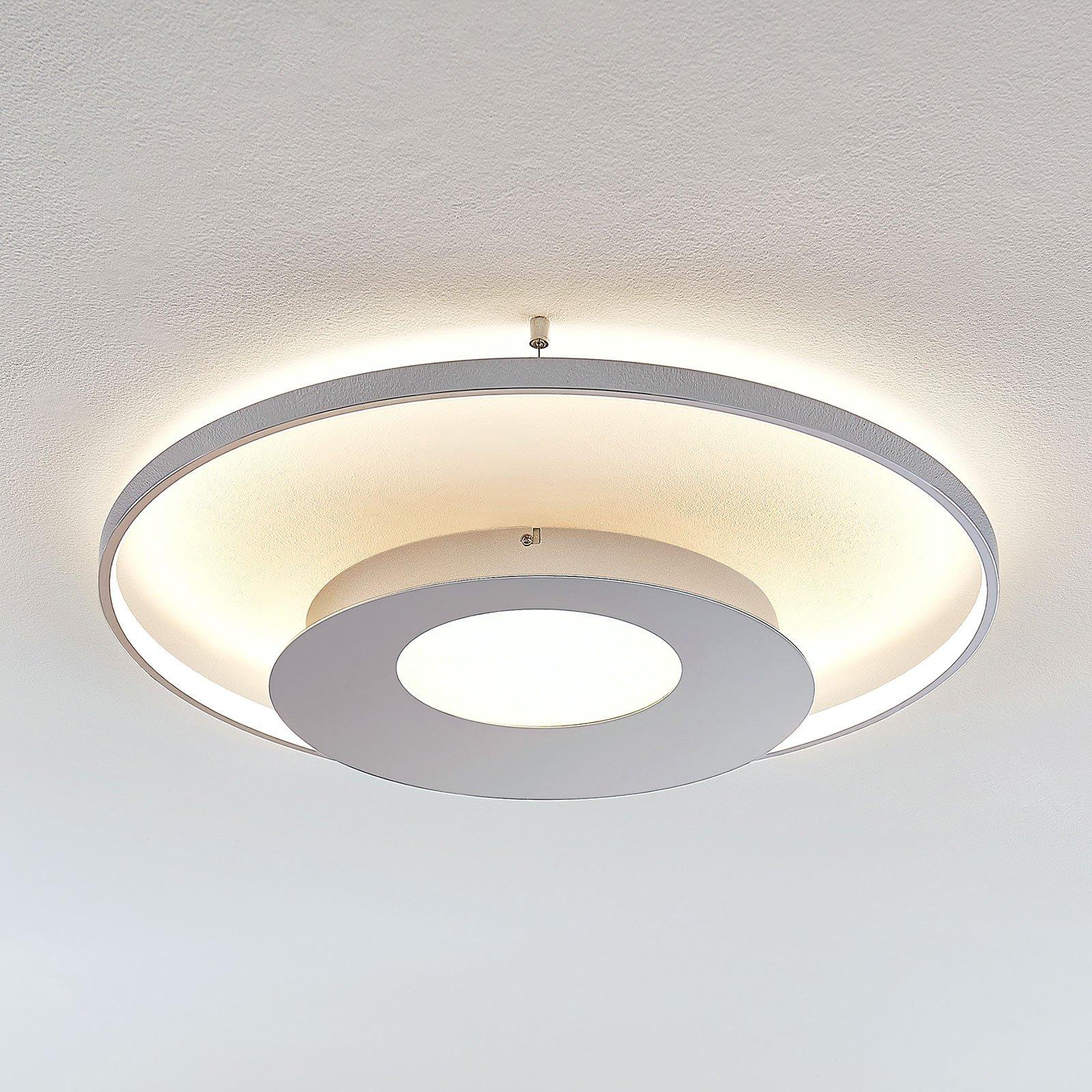 LED-taklampe Anays, rund, 62 cm