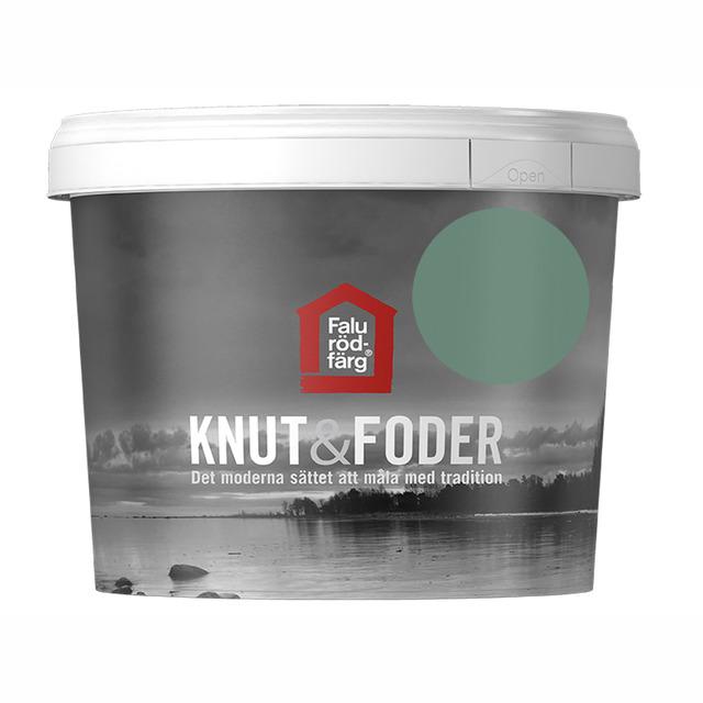 FALU RÖDFÄRG KNUT&FODER GRÖN