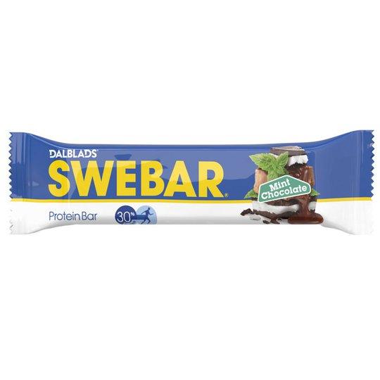 Proteinbar Mintchoklad 55g - 15% rabatt