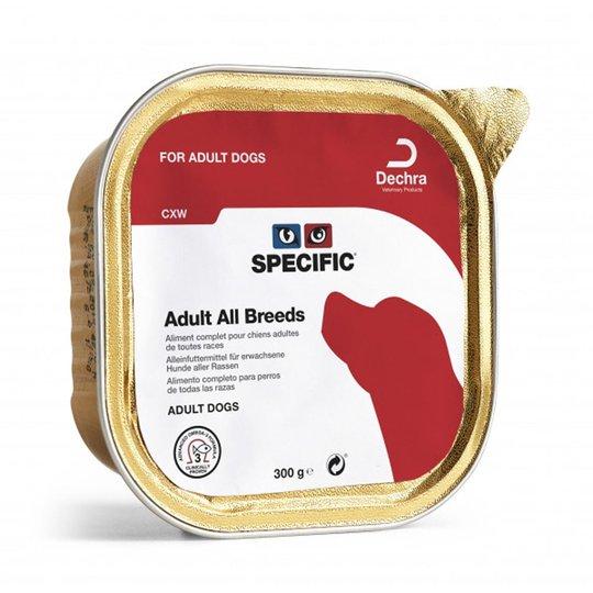 Specific™ Adult All Breeds CXW Burkar 6 x 300 g