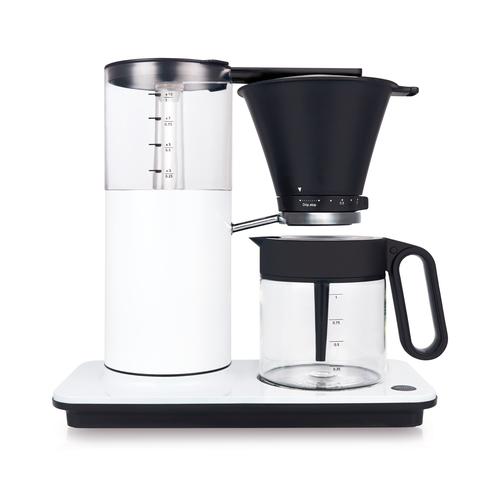 Wilfa Cm5gw-100 Classic Plus Glossy White Kaffebryggare - Vit