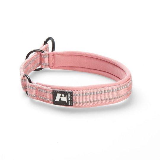 Feel Active Padded Limited Slip Halsband Rosa (20-30 cm)
