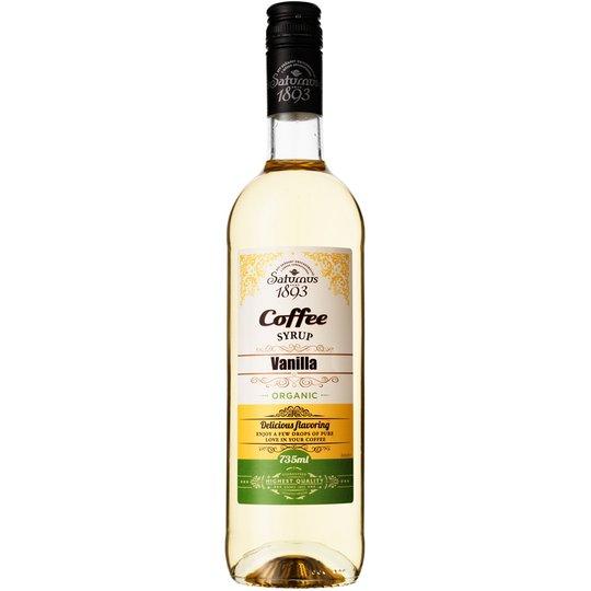 """Kaffesirap """"Vanilla"""" 735ml - 80% rabatt"""