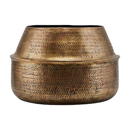Krukke Rotting Brass 38 cm