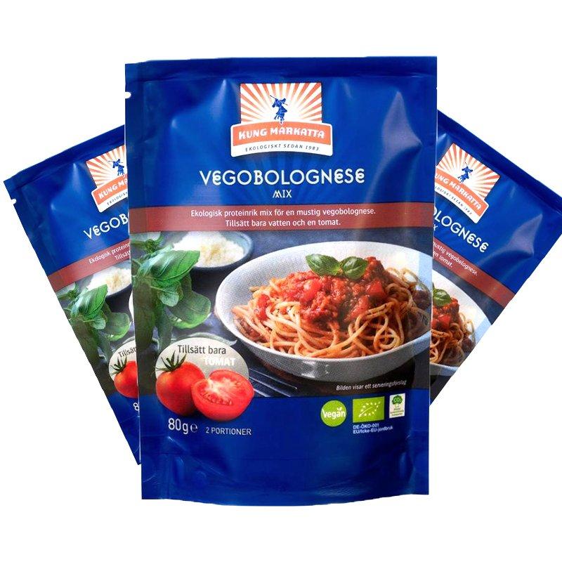 Eko Vegobolognese Mix 3-pack - 40% rabatt