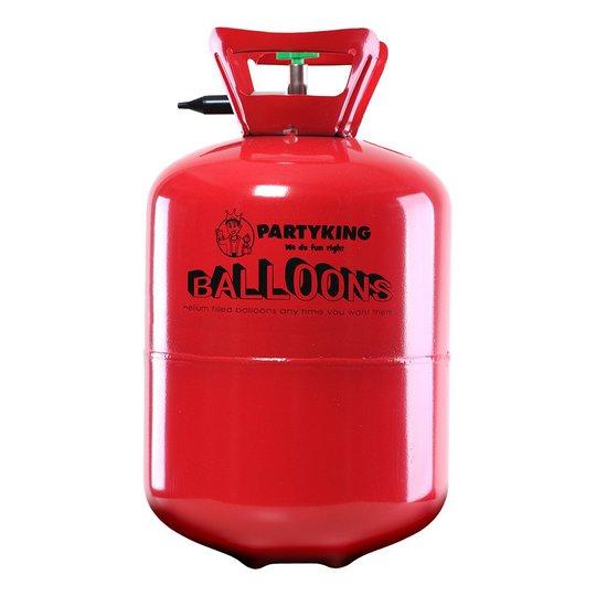 Helium på Tub - Stor