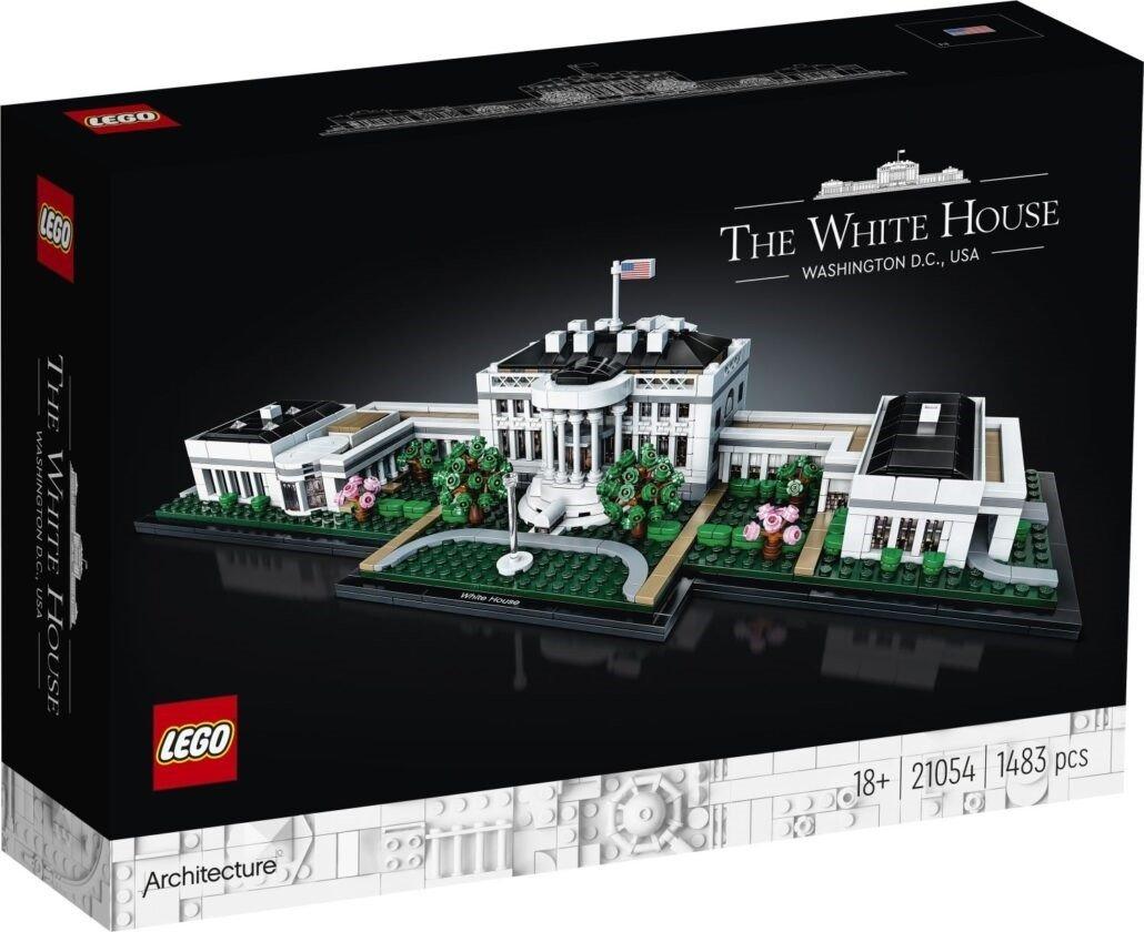 LEGO Architecture - The White House (21054)