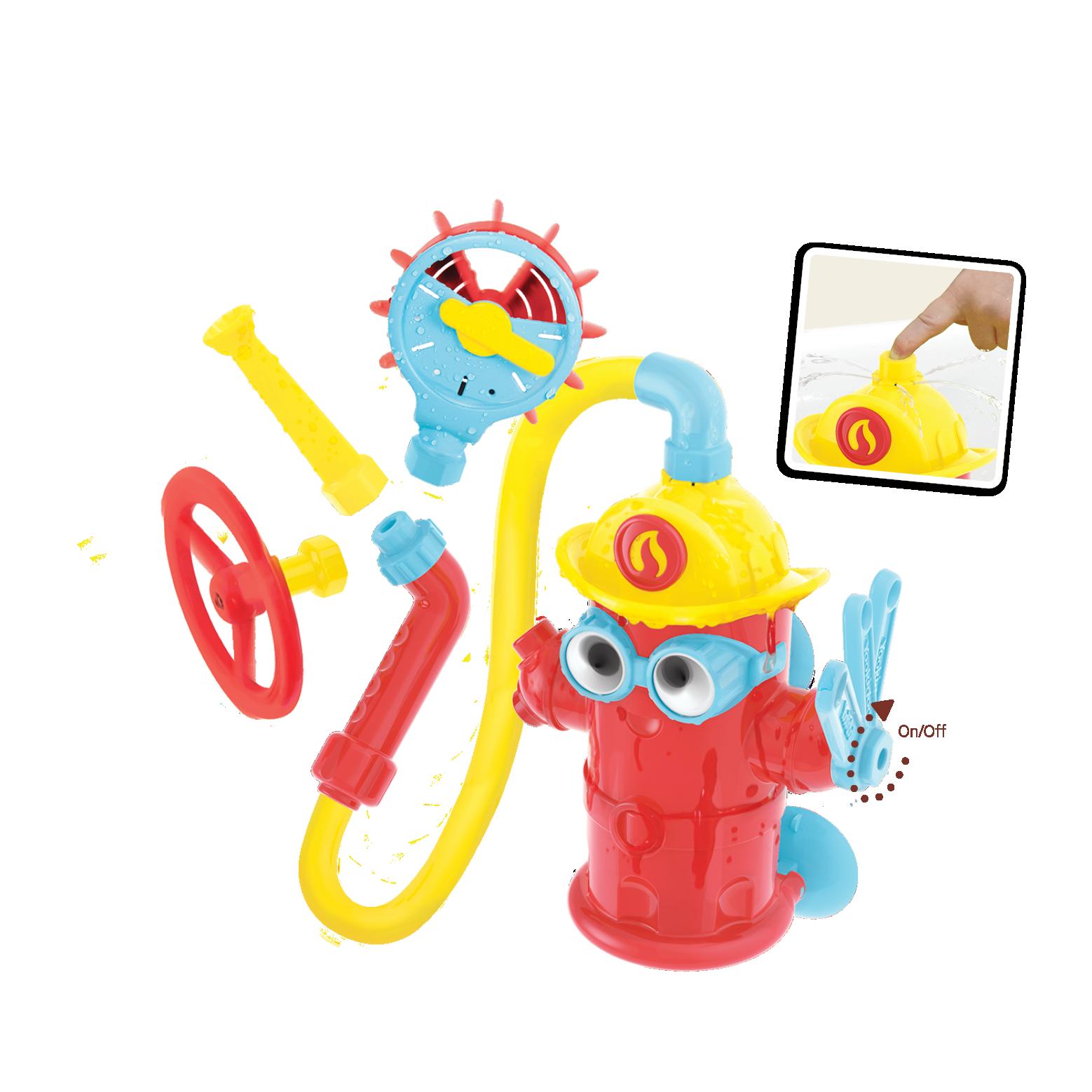Yookidoo - Ready Freddy Spray 'N' Sprinkle (40204)