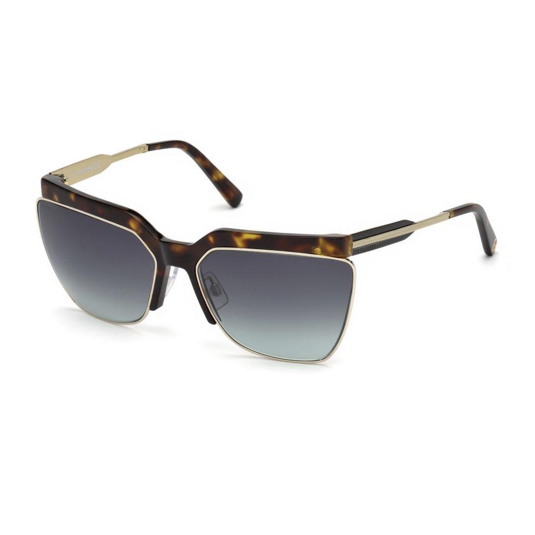 Dsquared2 Women's Sunglasses Various Colours DQ0288 - brown NOSIZE