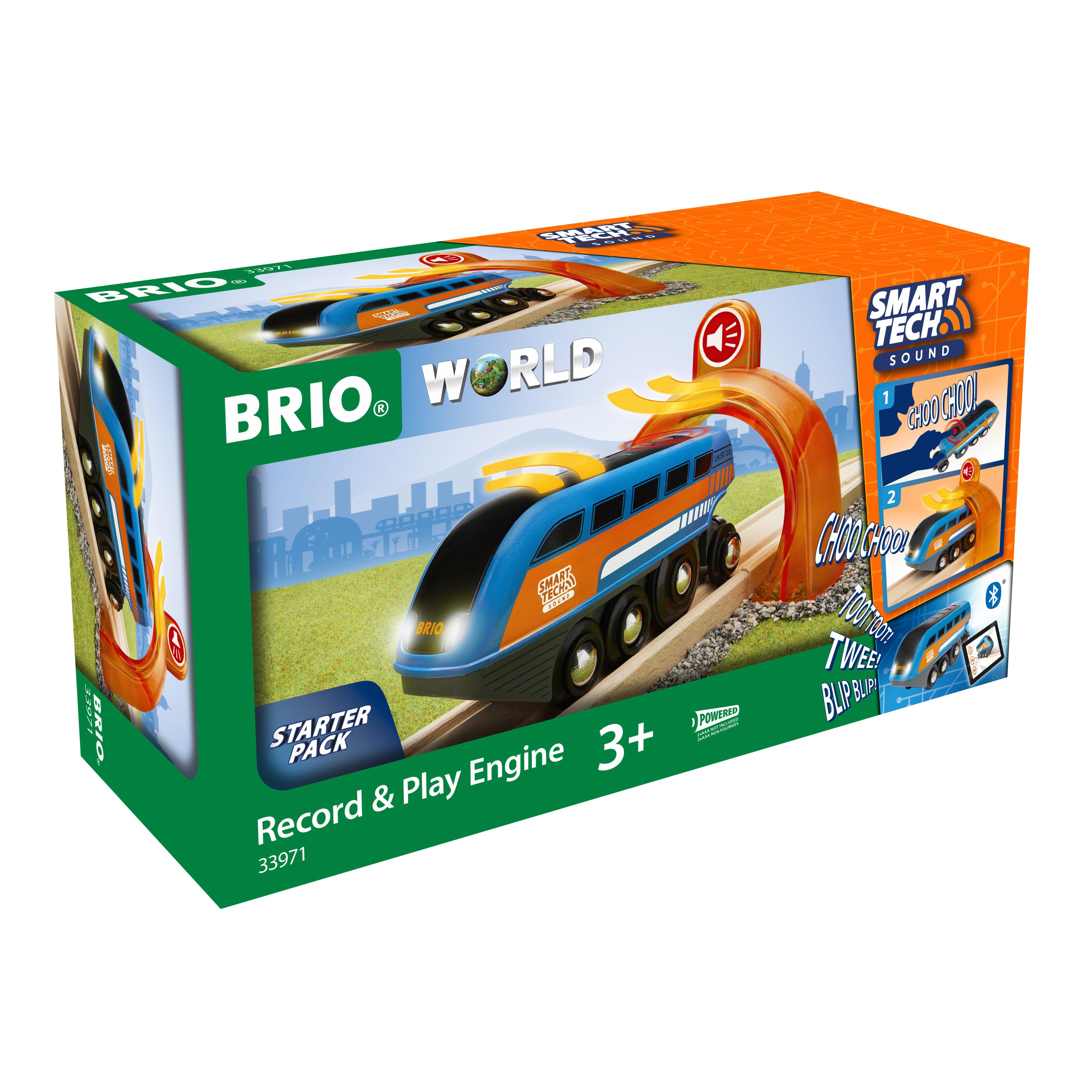 BRIO - Smart Tech Starter Set Race control tower (33971)