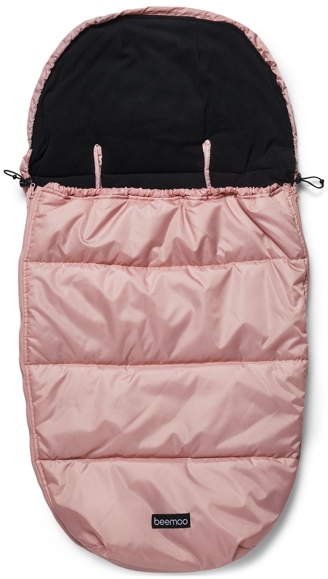 Beemoo Basic Lämpöpussi, Silver Pink
