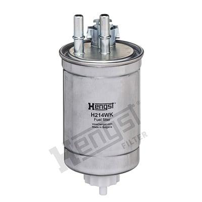 Polttoainesuodatin HENGST FILTER H214WK