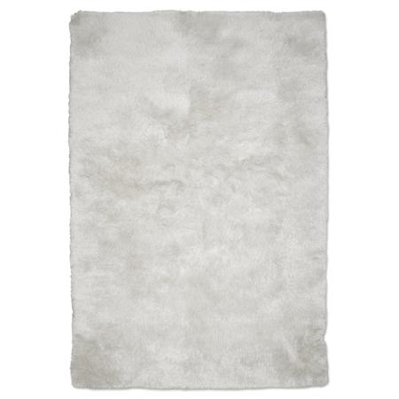 Shaggy Teppe Ivory 250x350 cm