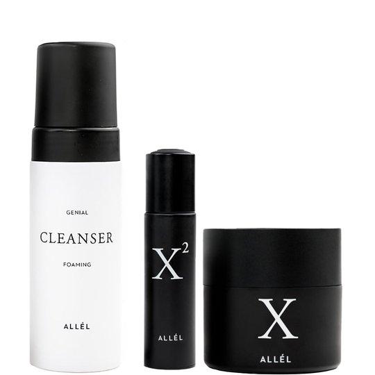 X-serie Simple Routine, Allél Ihonhoitopakkaukset