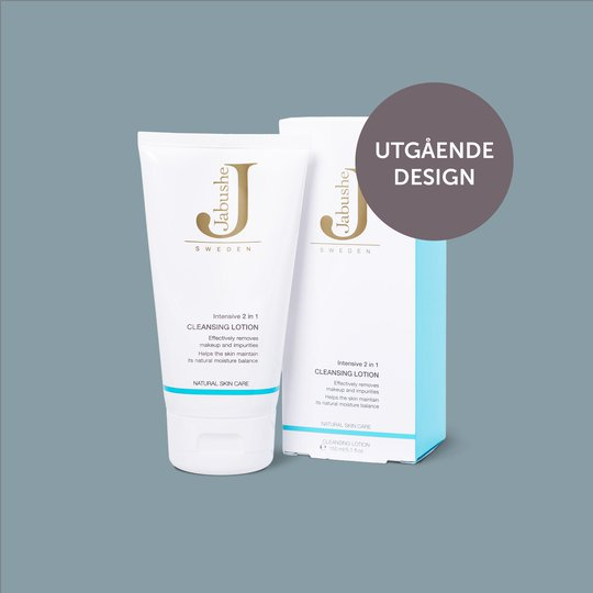 Intensive 2 in 1 Cleansing Lotion, 150 ml