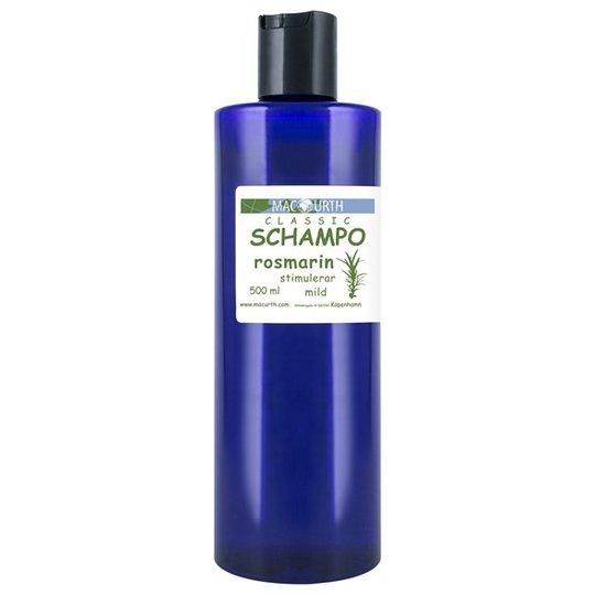 MacUrth Schampo Rosmarin, 500 ml
