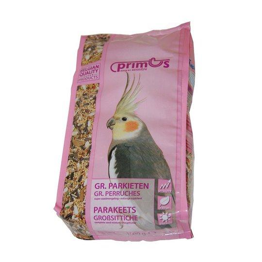 Primus Fröblandning till Nymfparakiter 1 kg