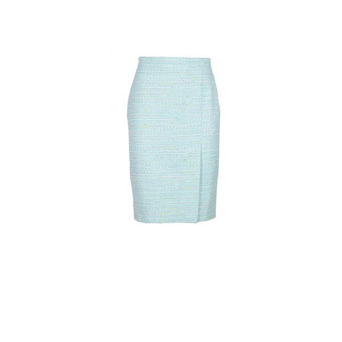 Boutique Moschino Women's Skirt 171923 - green 38