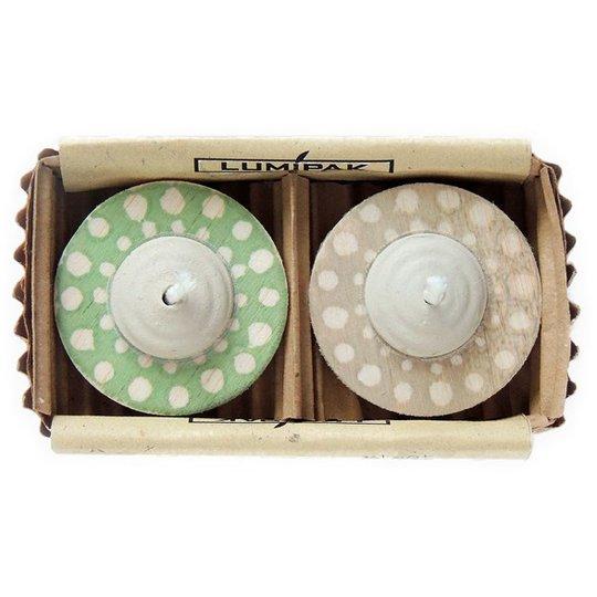 Lumipak Miljövänlig Ljusbringare Floatlights, 2-pack