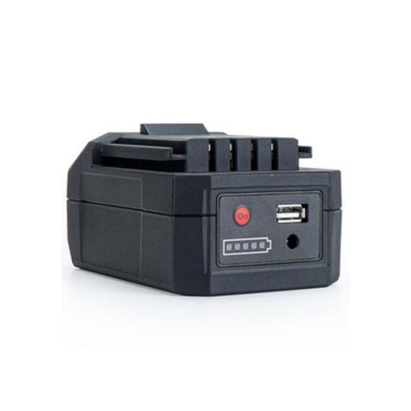 Suprabeam 410.9001 Batteri 5200mAh, USB 5V/2A