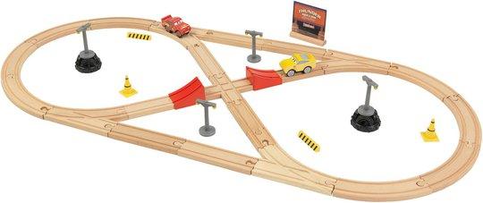 Disney Cars 3 Bygg Din Egen Tågbane