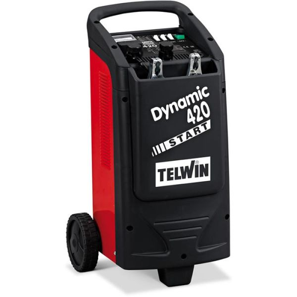 Telwin Dynamic 420 Start Apukäynnistin 12/24V