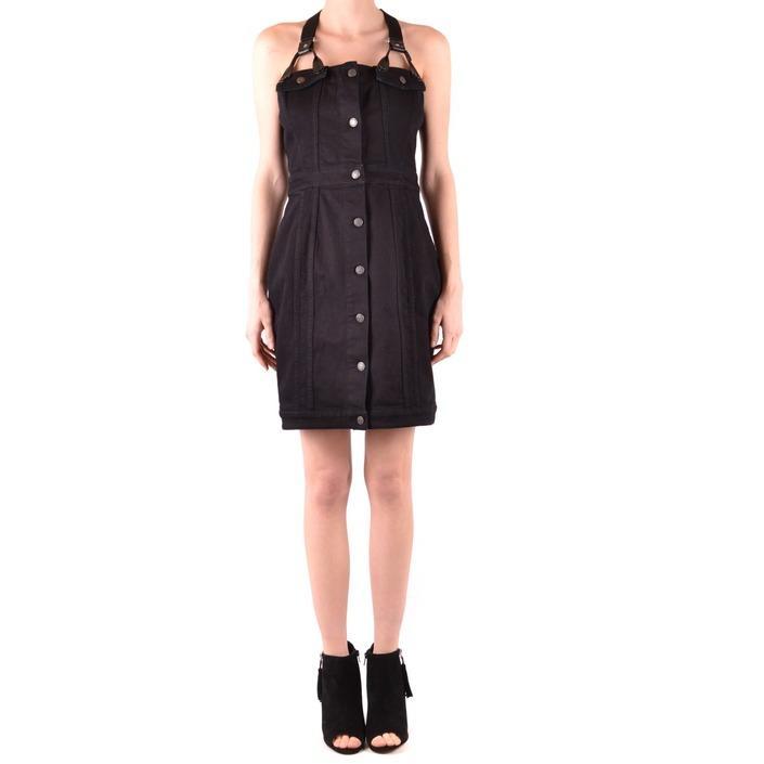 Moschino Women's Dress Black 166502 - black 44