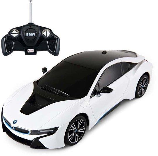 Rastar Radiostyrt Bil BMW I8, Hvit