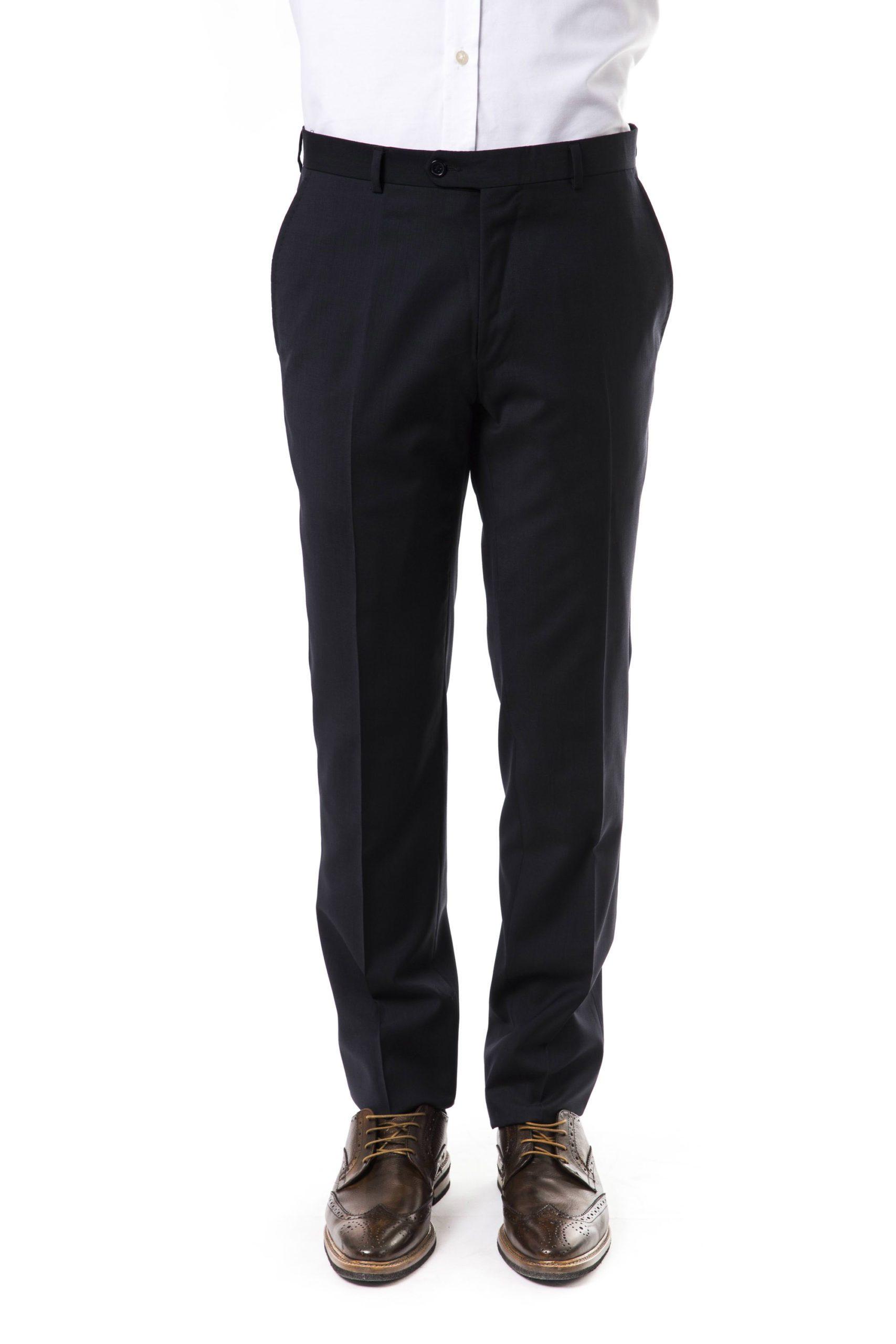 Uominitaliani Men's Trouser Gray UO1394739 - IT52 | L