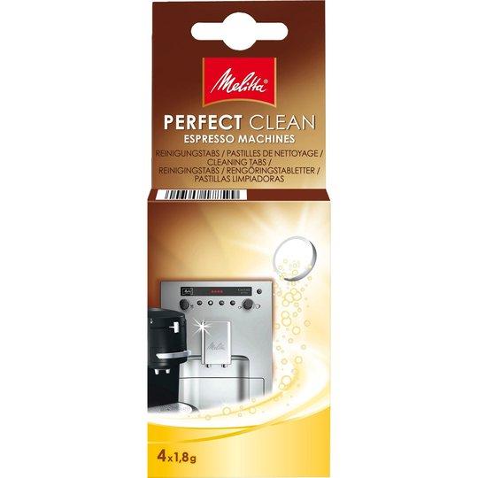 Melitta Rengöringstablett Kaffe/Espressomaskiner 4x1,8g