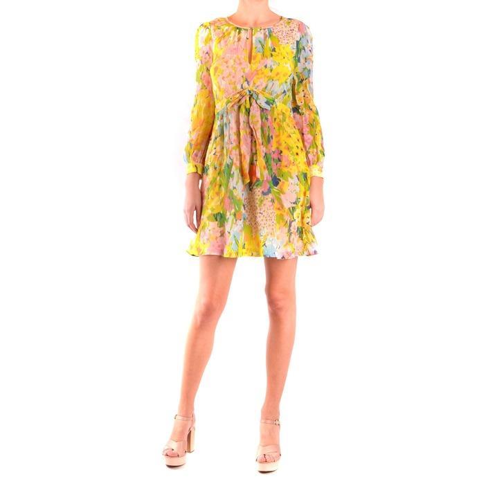 Boutique Moschino Women's Dress Multicolor 164483 - multicolor 42